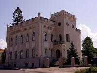 Kazan, hospital Республиканская клиническая офтальмологическая больница, Butlerov st, house 14