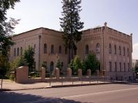 喀山市, 医院 Республиканская клиническая офтальмологическая больница, Butlerov st, 房屋 14