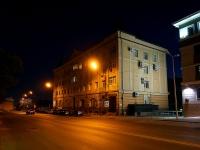 Kazan, Butlerov st, house 21. multi-purpose building