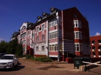 neighbour house: st. Butlerov, house 21А. Apartment house