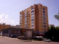 Казань, улица Маяковского, дом 19. многоквартирный дом