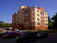 Казань, улица Маяковского, дом 6. многоквартирный дом