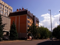 Казань, улица Маяковского, дом 12. многоквартирный дом