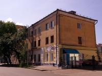 Казань, улица Маяковского, дом 17. многоквартирный дом