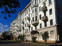 Kazan, Mayakovsky st, house 28. Apartment house