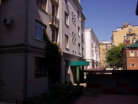 Kazan, Mayakovsky st, house 29Б. Apartment house