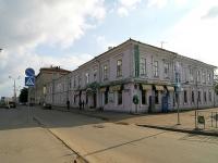 Казань, улица Вишневского, дом 2. многофункциональное здание