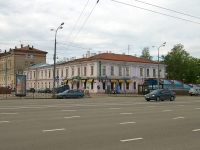 Kazan, Vishnevsky st, house 2. multi-purpose building