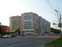 Kazan, Vishnevsky st, house 4. Apartment house