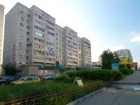 Казань, улица Вишневского, дом 6. многоквартирный дом