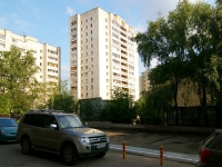 neighbour house: st. Vishnevsky, house 8. Apartment house