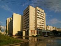 Казань, улица Вишневского, дом 10. многоквартирный дом