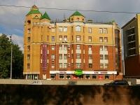 Казань, улица Вишневского, дом 11. многоквартирный дом