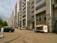 Казань, улица Вишневского, дом 12. многоквартирный дом