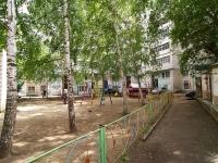 Казань, улица Вишневского, дом 14. многоквартирный дом
