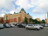 Казань, улица Вишневского, дом 15. многоквартирный дом
