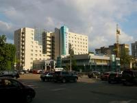 Казань, улица Вишневского, дом 21. гостиница (отель) Булгар