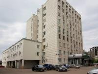 Казань, улица Вишневского, дом 24. многофункциональное здание