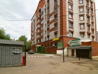Kazan, Vishnevsky st, house 49Б. Apartment house