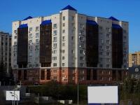 Казань, улица Вишневского, дом 22. многоквартирный дом