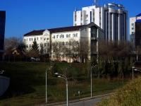 соседний дом: ул. Вишневского, дом 26А. офисное здание