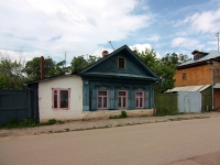 Kazan, Volkov st, house 47. Private house