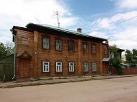 neighbour house: st. Volkov, house 49. Apartment house