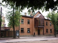 neighbour house: st. Volkov, house 54А. multi-purpose building