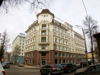 Kazan, Volkov st, house 59. multi-purpose building
