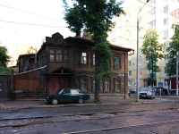 Kazan, Volkov st, house 66. Apartment house