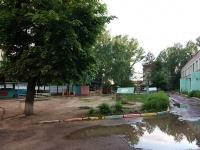 "Kazan, nursery school №136, ""Березка"", Volkov st, house 69"