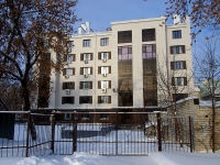 Kazan, Volkov st, house 22. Apartment house