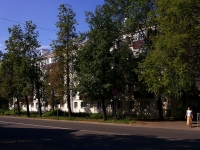 neighbour house: st. Volkov, house 77. Apartment house