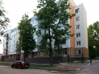 Kazan, Lesgaft st, house 3. Apartment house