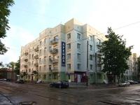 Казань, улица Лесгафта, дом 6. многоквартирный дом