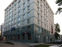 Казань, гостиница (отель) PARK INN KAZAN, улица Лесгафта, дом 9/11
