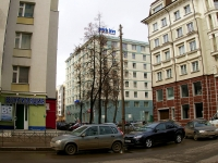 Казань, улица Лесгафта, дом 9/11. гостиница (отель) PARK INN KAZAN