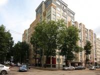 Казань, улица Лесгафта, дом 12. многоквартирный дом