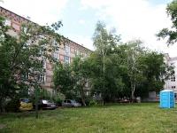 Казань, улица Лесгафта, дом 18. многоквартирный дом