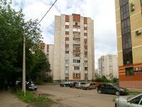 Казань, улица Лесгафта, дом 28. многоквартирный дом