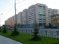 Kazan, Lesgaft st, house 30. Apartment house