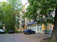 Казань, улица Лесгафта, дом 31. многоквартирный дом
