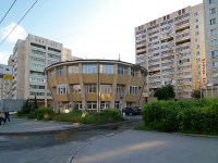 Kazan, Lesgaft st, house 35. Apartment house