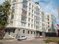 Казань, улица Лесгафта, дом 1. многоквартирный дом