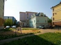 Казань, улица Галактионова, дом 16А. многоквартирный дом