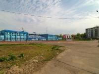 Kazan, sport center Динамо, Galaktionov st, house 24
