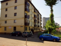 neighbour house: st. Galaktionov, house 3А. Apartment house