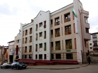 Kazan, Galaktionov st, house 3Б. Apartment house