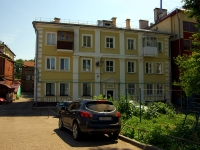 Kazan, Galaktionov st, house 5А. Apartment house