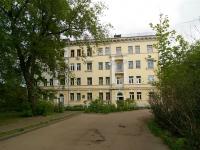 neighbour house: st. Gorky, house 21. Apartment house
